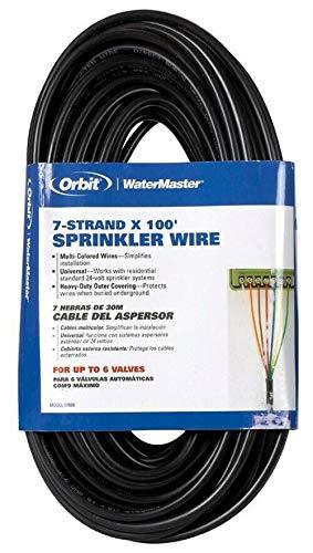 Orbit Sprinkler Valve Control Wire PVC 100 ' Pack 1