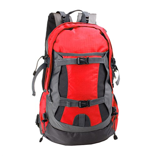 Laidaye Travel purpose Outdoor Multi Leisure Backpack Mountaineering Red Business F1RnpwFq