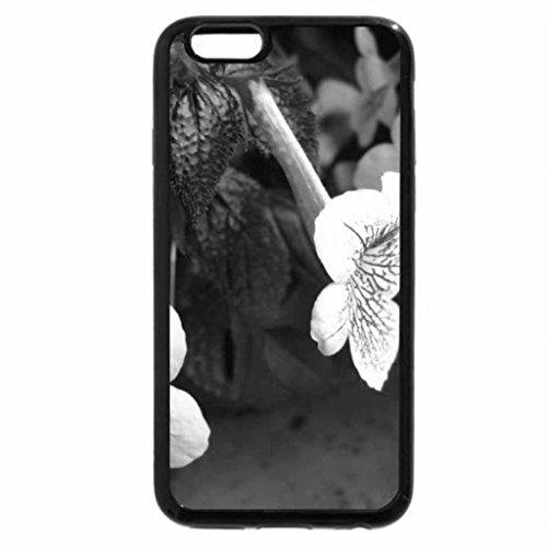 iPhone 6S Plus Case, iPhone 6 Plus Case (Black & White) - Achimenes