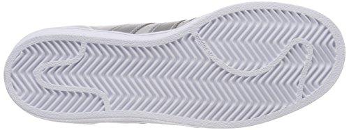 adidas Originals Superstar, Zapatillas Unisex Niños Gris (Grpulg / Plamet / Ftwbla 000)