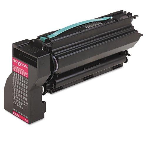 Price comparison product image Return Program High Yield Toner Cartridge, Magenta For Infoprint 1754 10,000 Pa