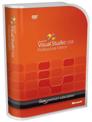 Microsoft Visual Studio 2008 Professional with MSDN Premium Renewal [Old Version] (Sql Server 2008 Developer compare prices)