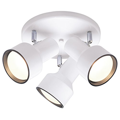 Westinghouse 66326 Three-Light Multi-Directional Ceiling Fixture
