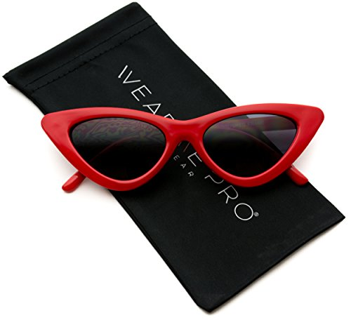 WearMe Pro - Retro Vintage Tinted Lens Cat Eye - Cay Eye