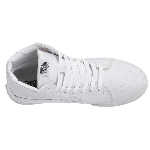 Blanc Vans hi Sk8 White true Sneakers Mixte Canvas Adulte Hautes 0Rvq0w