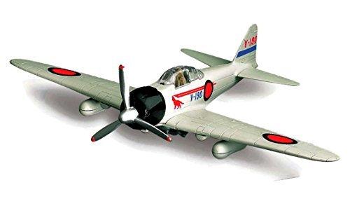 New Ray, WW II, 1:48 scale, Mitsubishi A6M Zero, plastic model