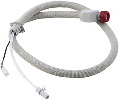 DREHFLEX-SCHLA227-se adapta a la pieza no. 807250621-8/8072506218 para manguera Aquastop/Aquastop de AEG Electrolux/manguera de entrada adecuada para varios lavavajillas también Privilege posible