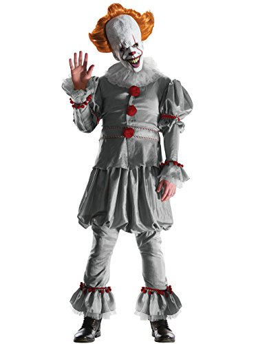 Rubie's Costume Co Grand Heritage Pennywise, As Shown,