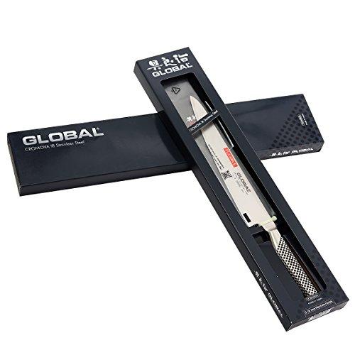 Global G-18 - 10 inch, 24cm Flexible Fillet Knife