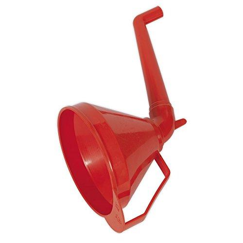 Sealey F16/Imbuto con Fixed Offset Spout /& Filter Medium /Ø160/MM