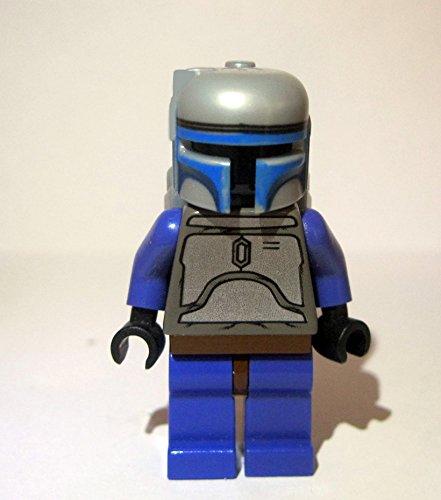 Jango Fett Classic Mini Figure Building Blocks Compatible Star Wars Collectible Figure  7153 Bounty Hunter Updated Weapon