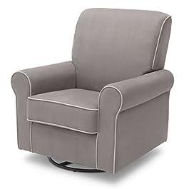 Delta Children Rowen Glider Swivel Rocker Chair