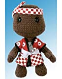 "Little Big Planet Chop Chop Sackboy 6"" Plush Toy by Senario"
