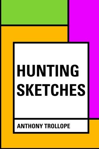 Hunting Sketches PDF