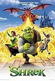 Shrek - Movie Poster: Regular (Size: 27'' x 40'')