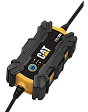 Cat 4 Amp Waterproof Battery Charger/Maintainer
