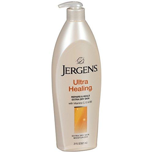 Jergens Ultra Healing 21 Ounce Xtra Dry Skin Moisturizer Pum