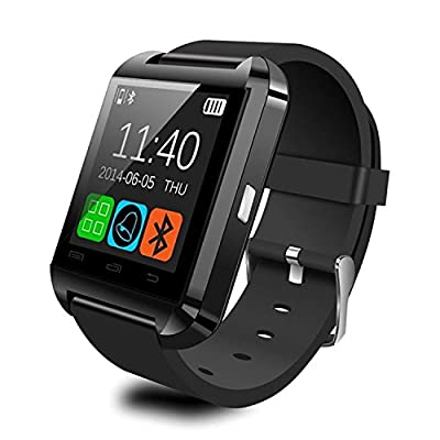 CIYOYO New Bluetooth Smart Watch Wrist Wrap Watch Phone for IOS Apple iphone 4/4S/5/5C/5S Android Samsung S2/S3/S4/Note 2/Note 3 HTC Nokia...