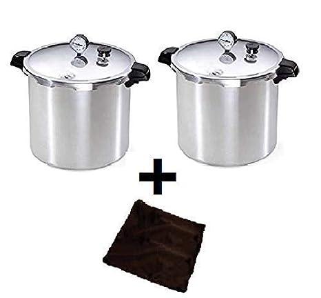 Amazon.com: Presto - Olla y bidón de presión: Kitchen & Dining