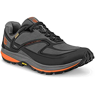 Topo Athletic Hydroventure 2 Trail Running Shoe – Women's Charcoal/Tangerine 9 Running Shoes Review