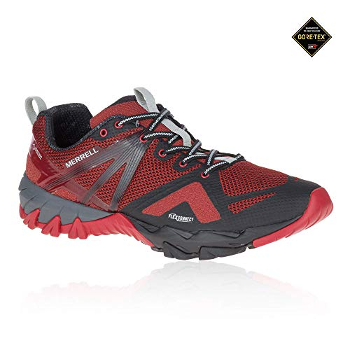Merrell Marche Red Mqm De Chaussures Homme Pour Flex Gtx HqrXPxwH8
