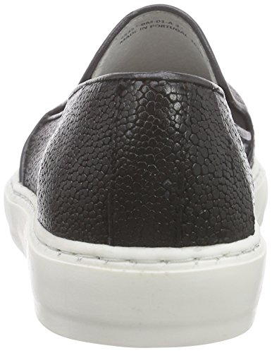 Bronx Bmecx Damen Sneaker Schwarz (01 Black)