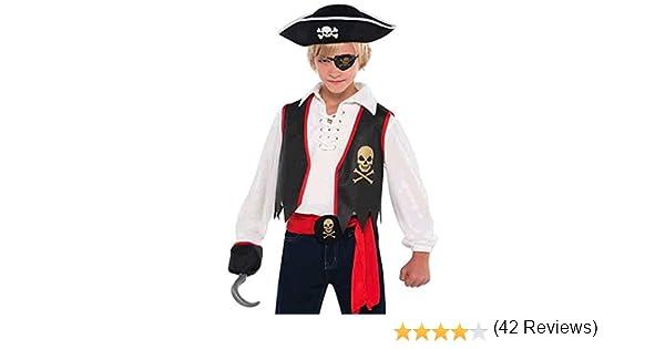 Amscan International Pirata Juego de accesorios de vestuario 5tlg ...
