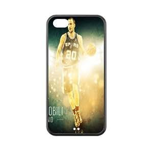 MEIMEIExclusive Manu Ginobili plastic hard case skin cover for iphone 6 plus 5.5 inch AB938224MEIMEI