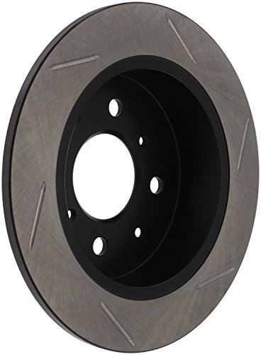 Power Slot 126.40017SR Slotted Brake Rotor