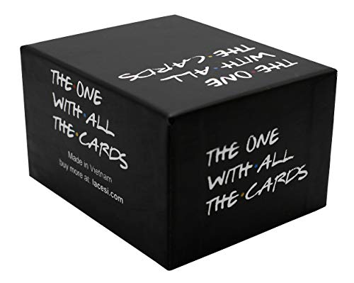 The One With All The Cards Game For Friend TV Fan - Funny Game (Card Games Similar To Cards Against Humanity)