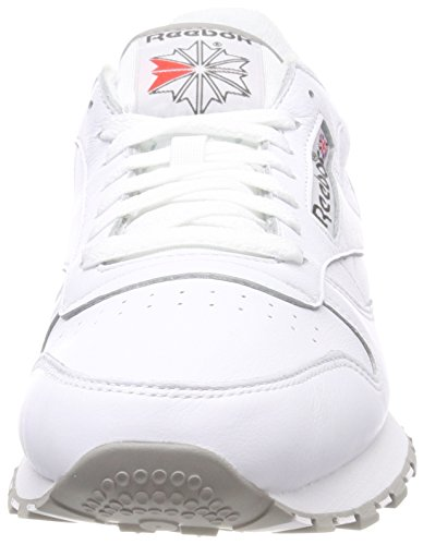 Reebok Men's Classic Leather Archive Low-Top Sneakers Off White (Whitecarbonredgrey) outlet online shop find great cheap online in China cheap online fake sale online xN67XNch