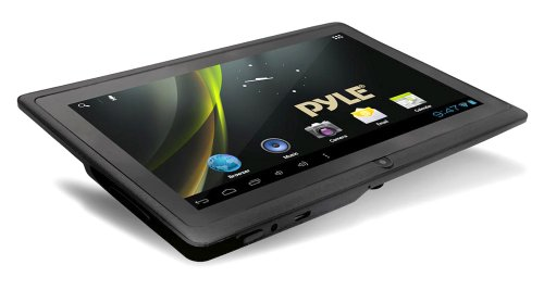 Pyle PTBL72BC Bluetooth Touch Screen Graphics