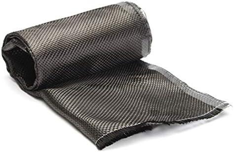 Queenwind 12 インチ幅カーボンファイバークロス3K ツイルプレーンファブリック織りシート