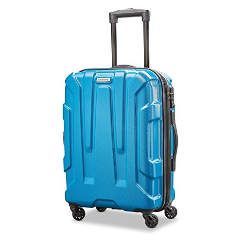 (Samsonite Carry-On, Caribbean Blue)
