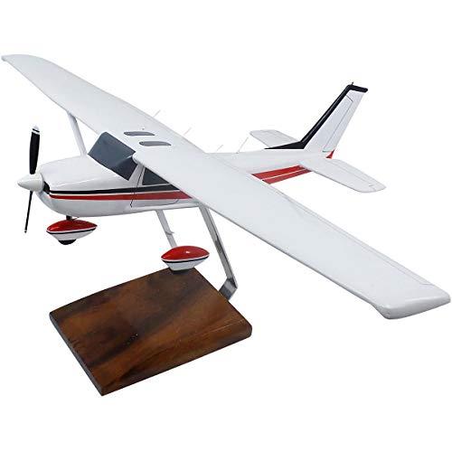 Cessna 150/152 Large Mahogany Model