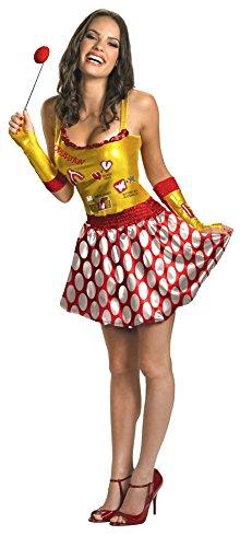 Operation Halloween Costume (Adult-Costume Operation Sassy Womens Costume 4-6 Halloween Costume)