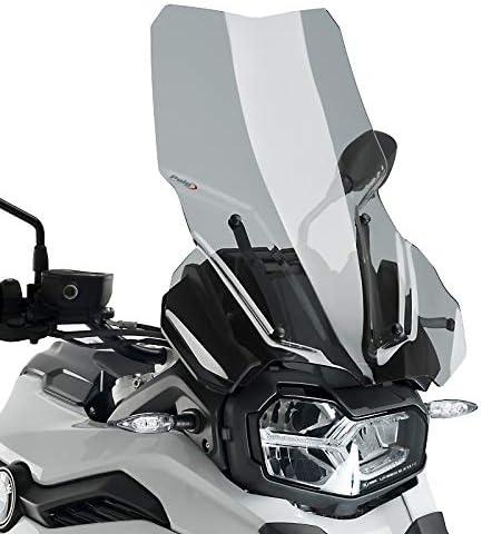 PARABREZZA CUPOLINO D5127S D5129KIT BMW F 750 GS 2018 GIVI FUME/'