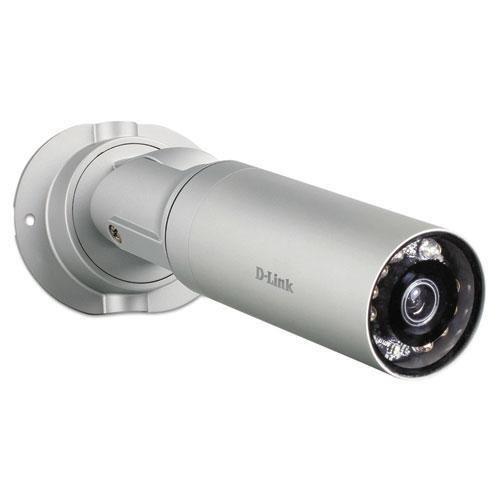 D-Link - DCS-7010L HD Mini Bullet Outdoor Surveillance Camera DCS7010L (DMi EA