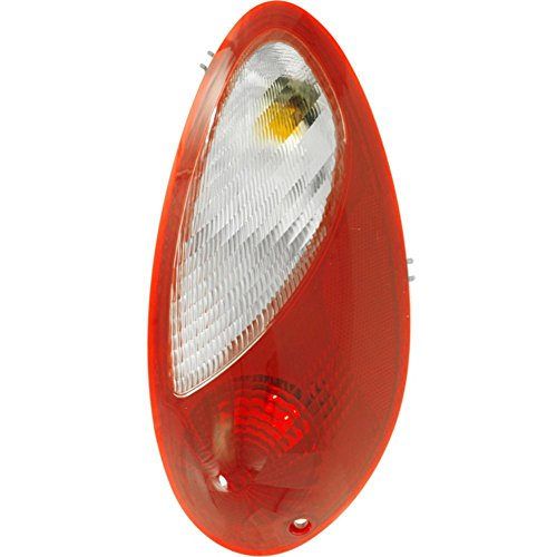 - Evan-Fischer EVA15672021300 Tail Light for Chrysler PT Cruiser 06-10 Assembly Right Side
