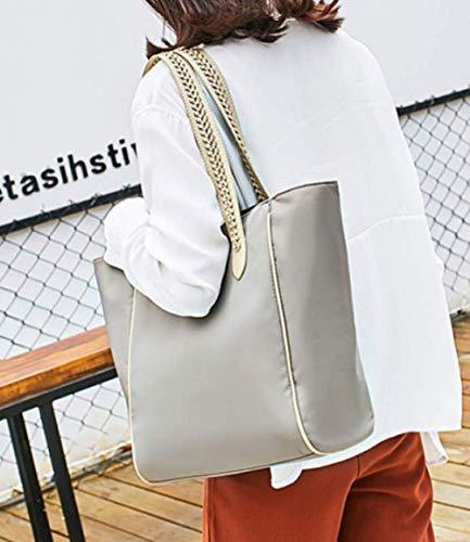 Main Bandoulière Messenger à à Provisions Femmes Sacs NB Femmes à Lightgray XZW Bag Sacs Sac Mode wRqXxP1