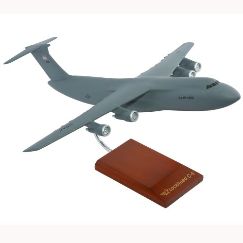 Mastercraft Collection C-5A/B Galaxy (Gray) - 1/150 scale - Aircraft Collection