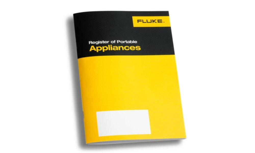 Fluke Industrial IRP1 PAT Register