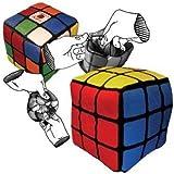 Rubiks Cube Reversible Plush