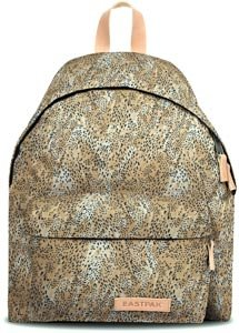 Eastpak Backpacks: Padded Pak'R Humus, Size 41X30.5X15.5 cm 50M leopard