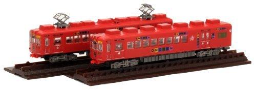 The Railway Collection - Wakayama Electric Railway Series 2270 Omocha Train (2-Car Set) (Model Train) by Tomytec ()