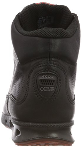 Mujer Zapatillas Ecco Altas Negro Black 51052 para Cool TwI7I8
