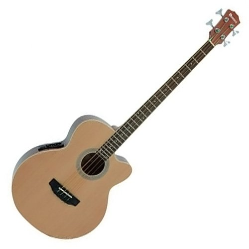 Dimavery 26224012 AB-450 natur Akustikbass AB-450 Acoustic-Bass nature