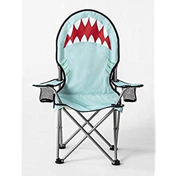 Amazon Com Sun Squad Kids Beach Chair Foldable Children