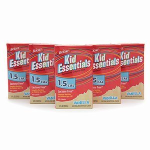 (BOOST KID ESSENTIALS 1.5, 33540000 Pediatric Oral Supplement / Tube Feeding Formula Case of 27)