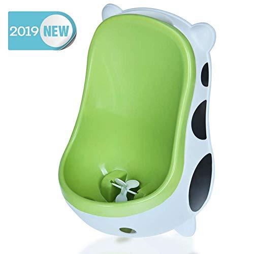 (Boy's Potty Training - Baby Potty Urinal Pee Trainer Urine/Toilet Training for Boys - Cow)